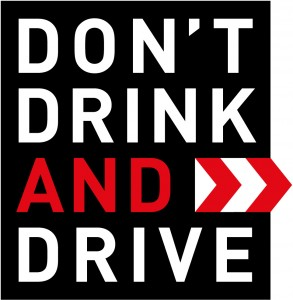 "Logo ""Don't drink & Drive"""