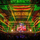 Die 90er Party von Sunshine Live am 30.11.2019 in Mannheim.  (Photo by Thomas Niedermueller / www.niedermueller.de)